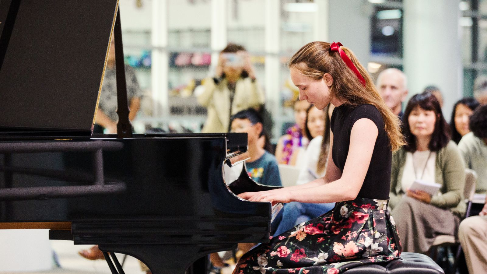 Steinway & Sons Junior Piano Competition Application