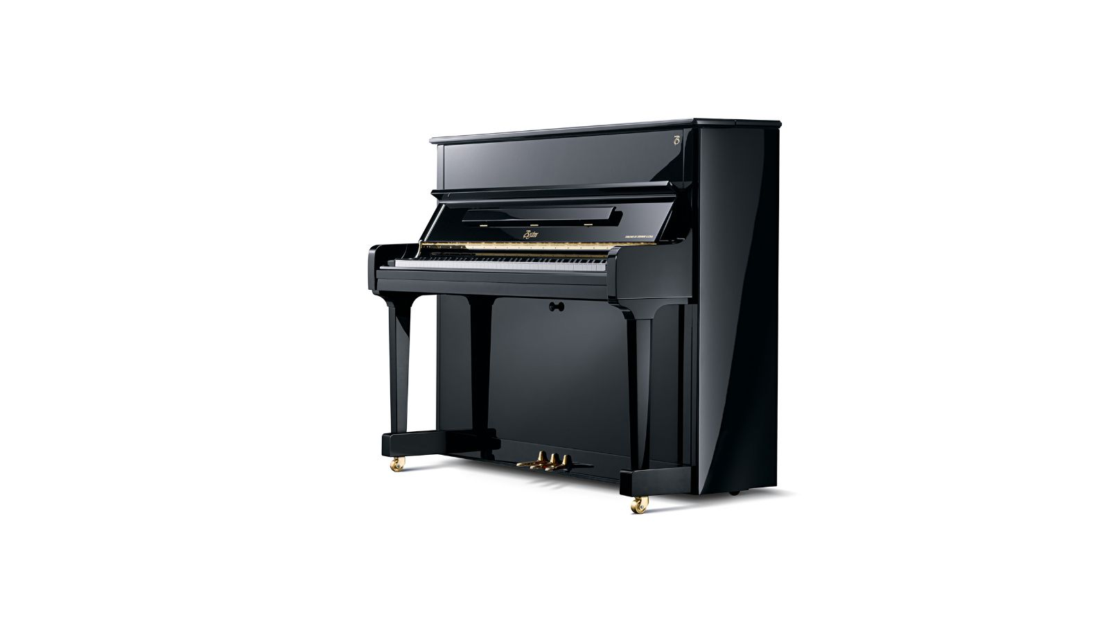 Boston upright up 118e pe steinway sons for Small grand piano size