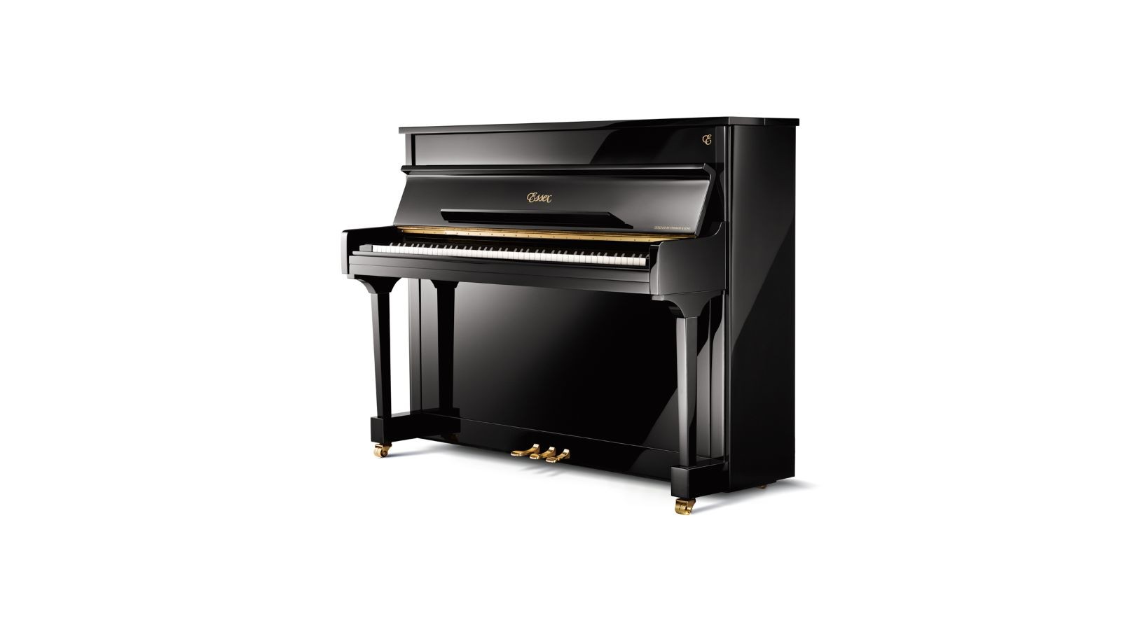 Essex upright piano eup 111e steinway sons for What are the dimensions of an upright piano