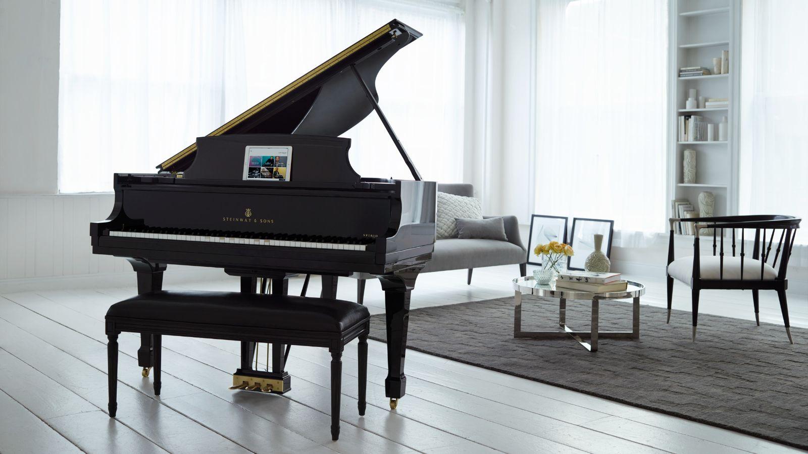 buy spirio steinway sons. Black Bedroom Furniture Sets. Home Design Ideas