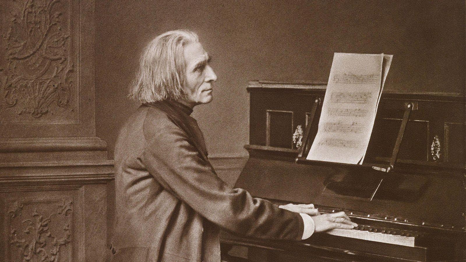 Disparate Genius Franz Liszt Steinway Amp Sons