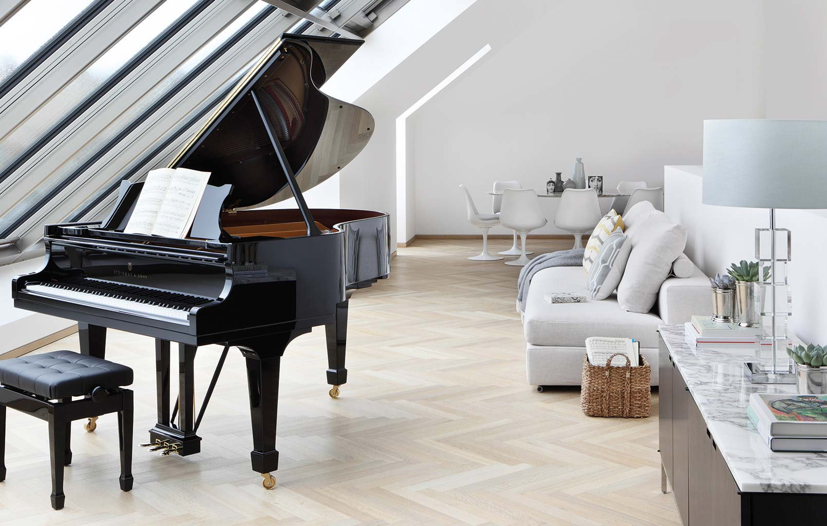 Piano Practice Rooms East London