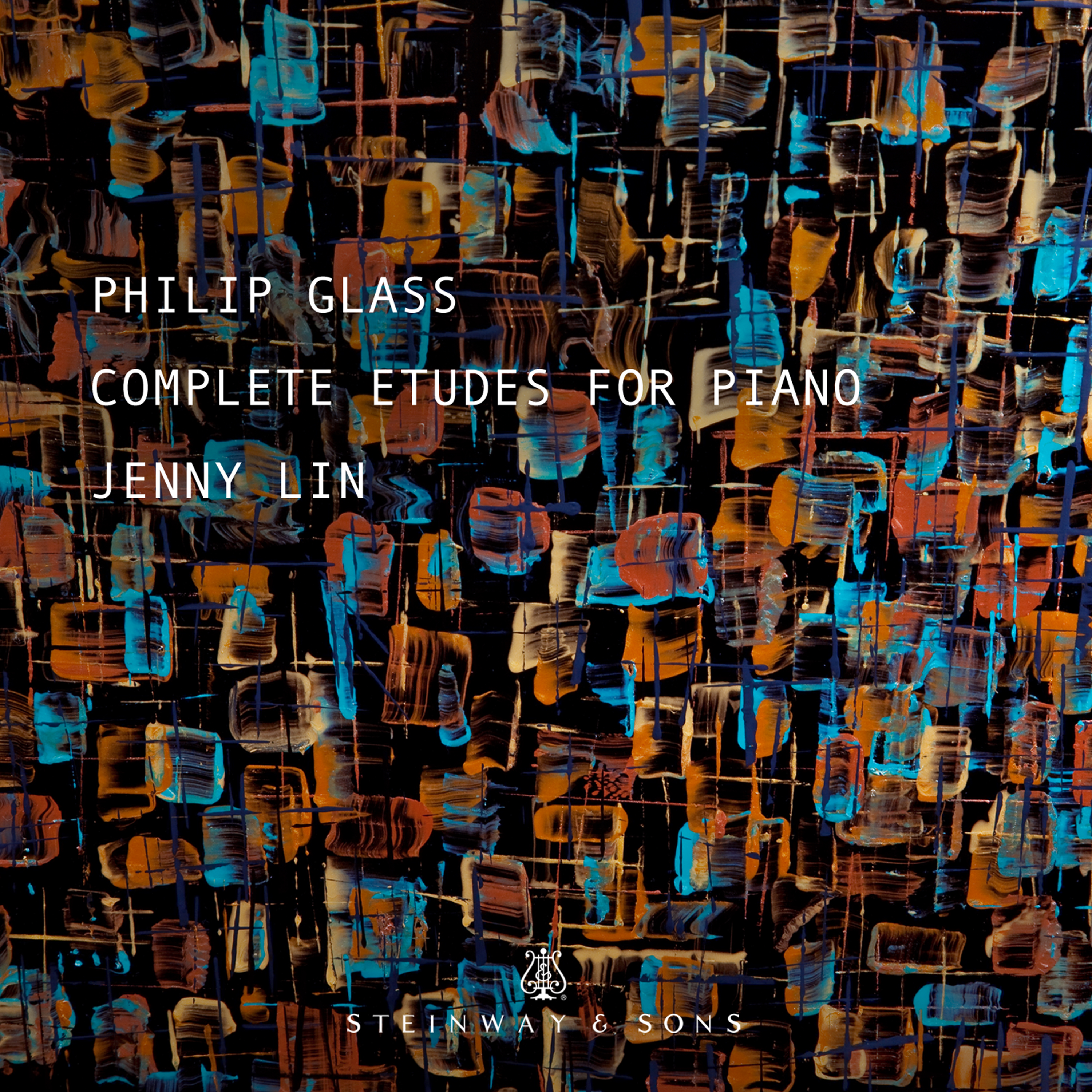 Philip Glass Etudes - Jenny Lin - Steinway & Sons