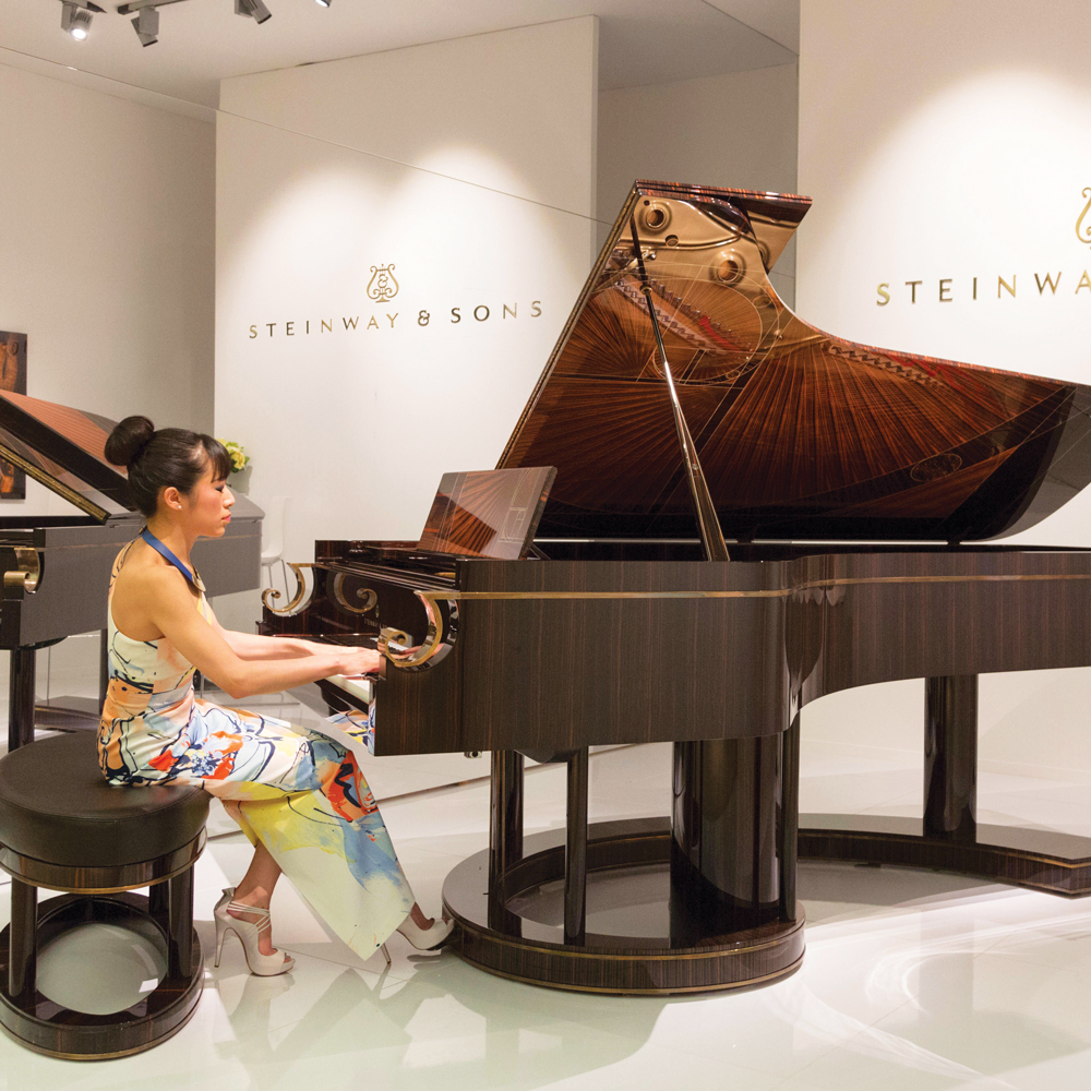 Music and Artists | Steinway & Sons - Steinway & Sons