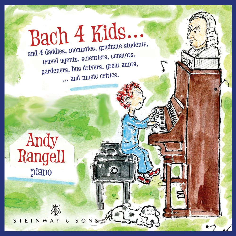 Bach 4 Kids Album Cover
